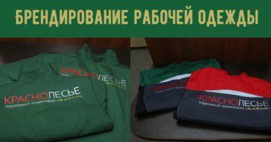Брендирование одежды Е-ПРИНТ.РФ