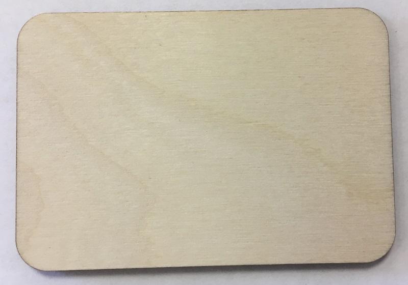 Заготовки для сублимации Деревянные магниты