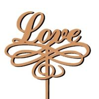 love неокрашеный