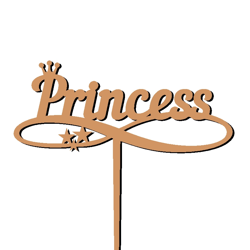 Princess неокрашеный